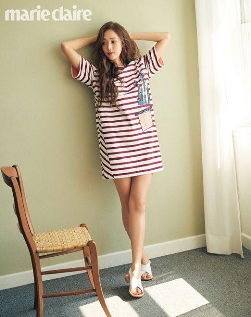 原少女时代成员 Jessica最新杂志写真曝光
