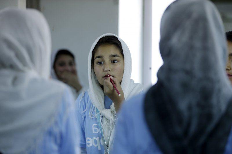 阿富汗女权正在缓慢上升。(美联社)