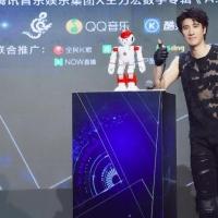 王力宏爆女儿在歌曲「献声」 将做人工智能二胡提升音质