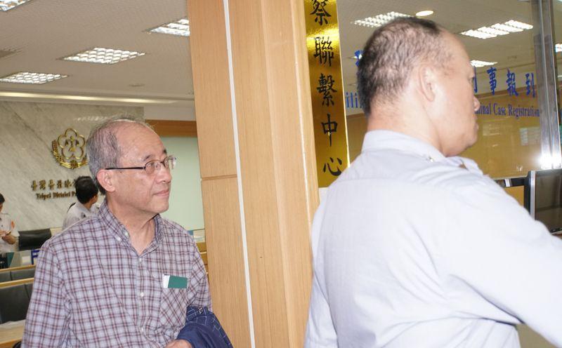 永丰金弊案 前元太科技董座刘思诚交保 (图).