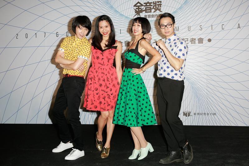 金音创作奖入围名单揭晓 桑布伊、阿爆、J.Sheon成大赢家