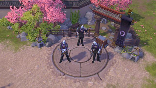 《暴雪英霸 2.0》正式登场!生化忍者「源氏」与花村战场参见