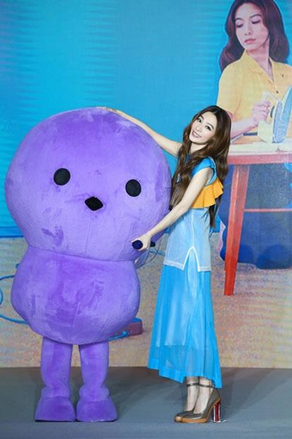 田馥甄《日常》成阿里音乐数字销量最高女艺人