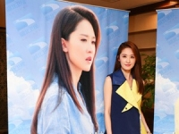 张雯亮相《亲密的搭档》发布会 演技获导演称赞