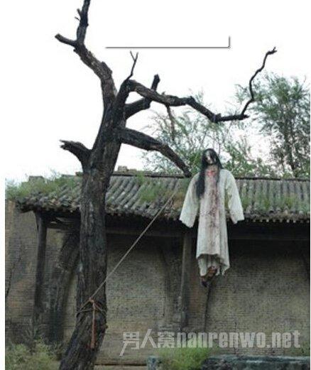 中国十大灵异事件之封门村