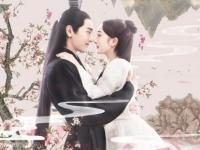 电视剧《三生三世十里桃花》主题海报 杨幂赵又廷仙气十足