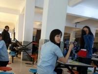 饶雪漫电影《秘果》拍摄中 陈飞宇欧阳娜娜出现片场