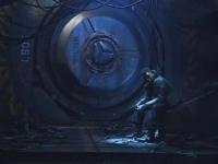 电影《环太平洋2》最新片场照 伊斯特伍德盔甲造型曝光