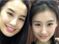 黄圣依王婉中是一对姐妹花 两人傻傻分不清