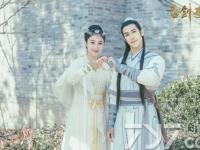《古剑奇谭2》电视剧曝光新剧照 付辛博古装很帅李治廷脸太长