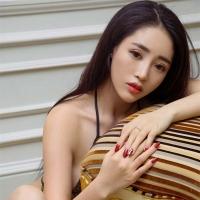七夕典藏中国气质女神美女尤果月儿性感私房照
