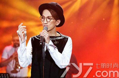《歌手2017》林志炫解锁新曲风 改编《裂心》获赞