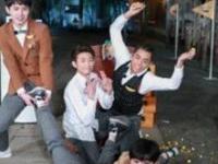 《高能少年团》4月1日首播 小鲜肉集结出发