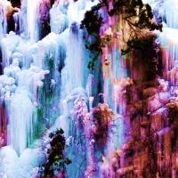 北京观赏冰瀑好去处房山区霞云岭看迷人冰瀑--一场冰上的盛宴
