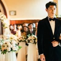 """《求婚大作战》 李程彬当新郎""""一把心酸泪"""" 婚礼热到湿身"""