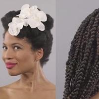 黑美人秀风采 1分钟看完百年髮妆流行