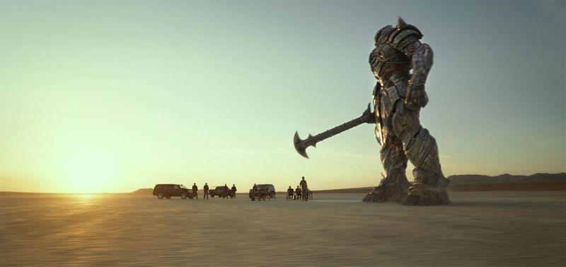 《变形金刚5:最终骑士》将会揭露历史的真相,解开变形金刚早已存在的秘密。