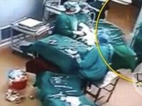 医护员手术室互殴 一男一女发生口角背后隐情被揭惊呆众人