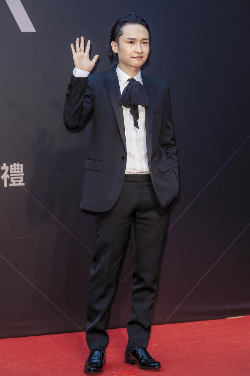 台湾观众有些陌生的郭顶,6月特别飞来台湾参加金曲奖。