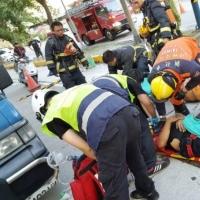 八里污水站修缮疑未设护栏 工人坠10米竖井亡
