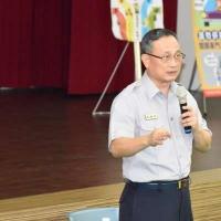 「爱与铁血的歪风」 陈家钦升任警政署长 台湾鸽脸书:警界最黑暗一天