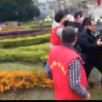 统促党攻击学生 叶俊荣震怒:刨除暴力集团