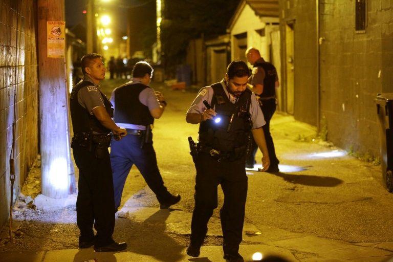 FBI:美国主要大城市去年暴力犯罪大增近15%.