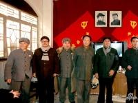 唐国强新剧《换了人间》开机 这也许是他最后一次饰演毛泽东了