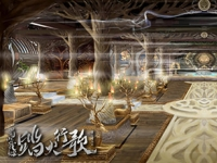 《蜀山战纪2》五大场景设计图曝光 色彩斑斓生活气息十分浓郁