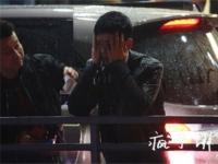 《歌手》最新一期录制 张杰情绪失控落泪