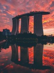 风景美如画 镜头下带你领略你没见过的绝美新加坡