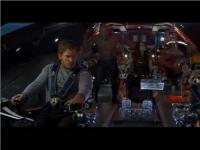 【银河守护队2】「星爵」做完瑜伽扮靓去首映 老婆网上图文直播