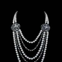 台湾收藏家太威 巴黎珠宝设计师来探路